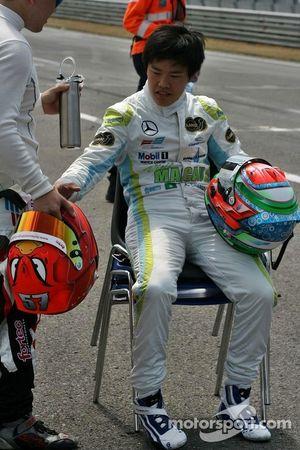 Энди Чан. GP Masters, субботняя квалификация.