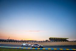 #88 Proton Competition Porsche 911 RSR (991): Christian Ried, Klaus Bachler, Khaled Al Qubaisi, #20