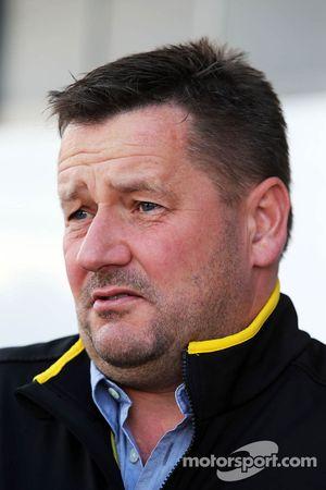 Paul Hembery, Pirelli Motorsporları Direktörü