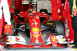 Jules Bianchi, Ferrari F14-T Test Driver
