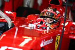 Jules Bianchi, Ferrari F14-T, Testfahrer