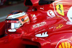 Jules Bianchi, Ferrari F14-T, piloto probador