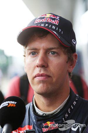 Sebastian Vettel, Red Bull Racing ve medya