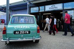 Chapal stand