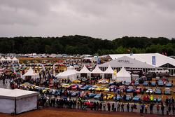 Ambiance Le Mans Classic