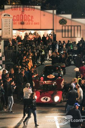 Le Mans Classic atmosfeer