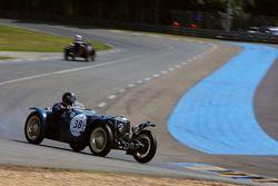 Riley TT Sprit - 1935