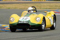 Lister Jaguar Knobbly 1958