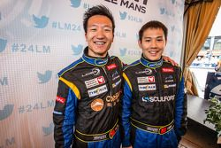 David Cheng and Adderly Fong