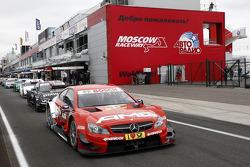 Vitaly Petrov, Mercedes AMG DTM-Team Mücke