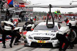 Paul di Resta, Mercedes AMG DTM-Team HWA DTM Mercedes AMG C-Coupe