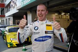 Pole para Maxime Martin, BMW Team RMG BMW M4 DTM