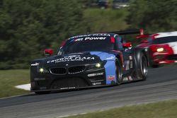#55 BMW Team RLL BMW Z4 GTE: Bill Auberlen, Andy Priaulx