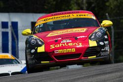 #42 Team Sahlen Porsche Cayman: Wayne Nonnamaker, Will Nonnamaker