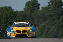 #94 Turner Motorsport BMW Z4: Dane Cameron, Markus Palttala
