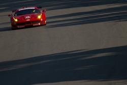 #62 Risi Competizione Ferrari F458 Italia: Giancarlo Fisichella, Pierre Kaffer