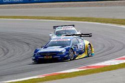 Gary Paffett, Mercedes AMG DTM-Team HWA DTM Mercedes AMG C-Coup_à