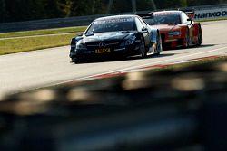 Christian Vietoris, Mercedes AMG DTM-Team HWA, DTM Mercedes AMG C-Coupe, Jamie Green, Audi Sport Tea