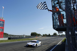 Maxime Martin, BMW Team RMG BMW M4 DTM takes the win