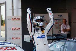 Le vainqueur Maxime Martin, BMW Team RMG BMW M4 DTM