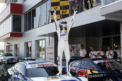 Vencedor Maxime Martin, BMW Team RMG BMW M4 DTM