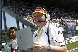 Membro da BMW Team RMG