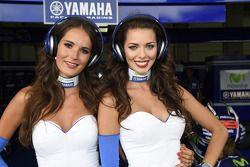 Hôtesses Yamaha