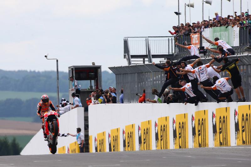 Victoire #41 : GP d'Allemagne 2014 - Sachsenring