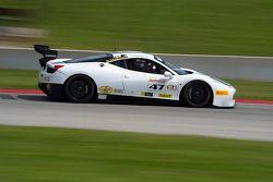 #47 Houston Ferrari 458: Darren Crystal