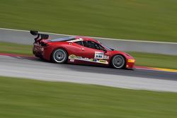 #141 Ferrari of Fort Lauderdale 法拉利 458: 约翰·贝克