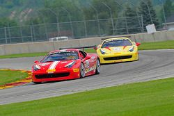 #54 Central Florida Ferrari: Michael Luzich
