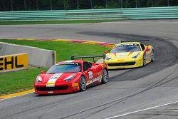 #777 Ferrari Quebec Ferrari 458: Emmanuel Anassis