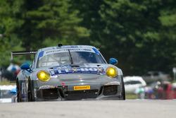 #44 Magnus Racing Porsche 911 GT America: John Potter, Andy Lally