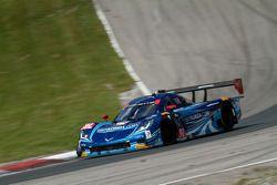 #90 Visit Florida Racing 雪佛兰克尔维特 DP: 理查德·威斯布鲁克, 迈克尔·瓦利安特