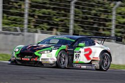 #97 CRAFT Bamboo Racing Aston Martin Vantage: Frank Yu, Stefan Mucke