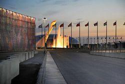 Una vista general de Sochi