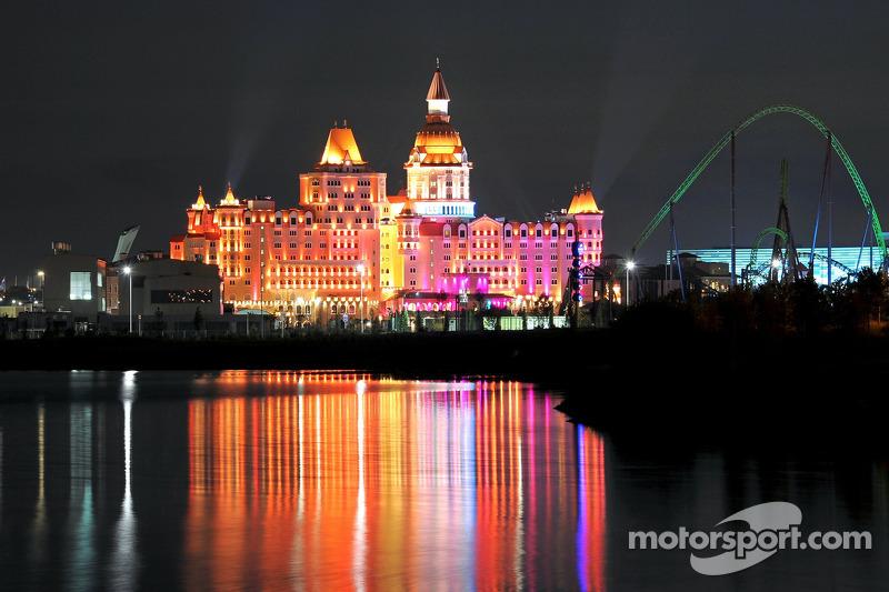 Контракт «Сочи Автодрома» с Ф1 на Гран При России рассчитан до 2025 года