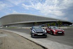 Nissan GT Academy all'auditorium di Sochi