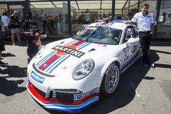 Patrick Dempsey, Aktör, Porsche Supercup yarışının bir parçası oluyor