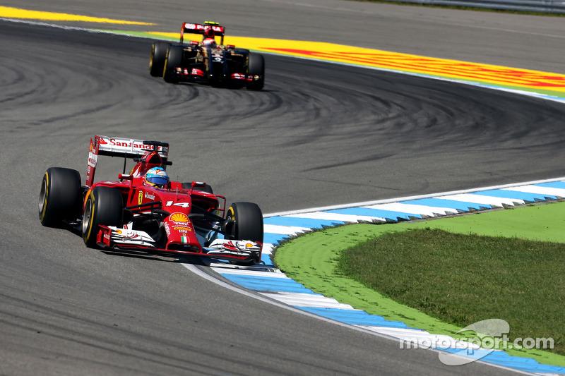 Fernando Alonso, Scuderia Ferrari