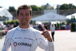 Ganador de la pole Jolyon Palmer