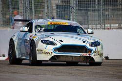 #02 TRG – AMR Aston Martin GT4: Drew Regitz