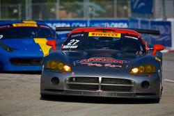 #27 LeBon Dodge Viper: Jean-Francois Dumoulin