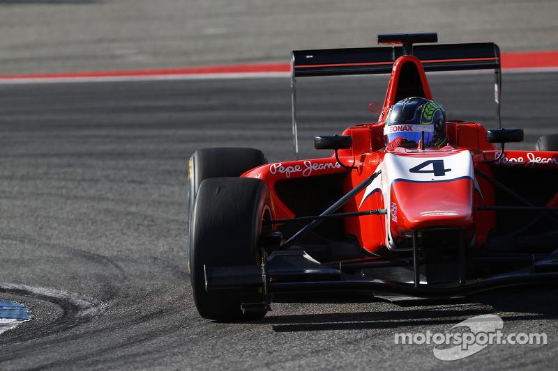 2014 - GP3, Arden International