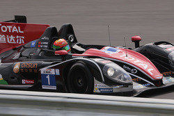 #1 Oak Racing Team Total 摩根 Judd: 程飞, 董荷斌
