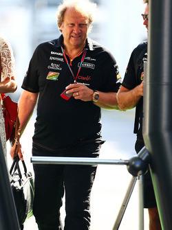 Robert Fernley, Sahara Force India F1 Takımı Yardımcı Takım Patronu