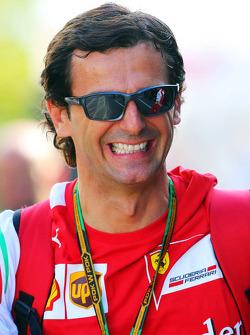 Pedro De La Rosa, Ferrari, Entwicklungsfahrer