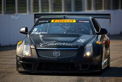 #8 Cadillac Racing Cadillac CTS-V: Andy Pilgrim