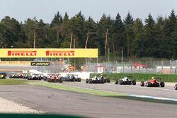 GP3车阵