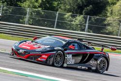 #98 ART Grand Prix McLaren GT3 MP4-12C: Kevin Korjus, Grégoire Demoustier, Yann Goudy
